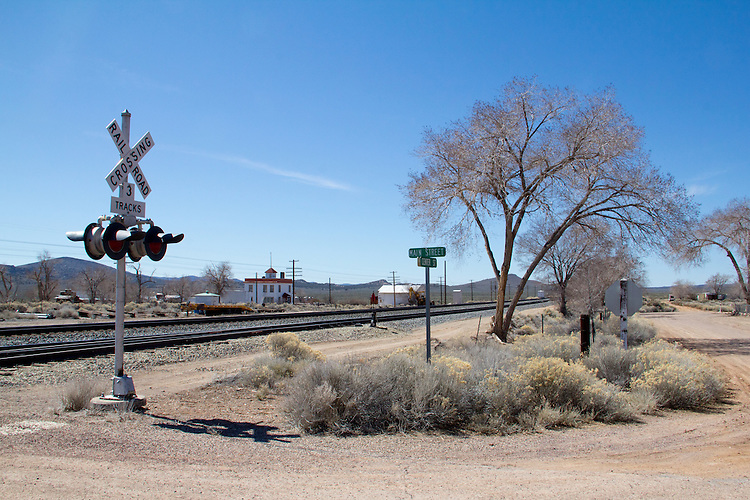 Modena, Utah, Old railroad town, America's disappearing small towns,