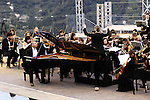 Sul Belvedere di Villa Rufolo, <br /> Orchestra dell'Accademia del Teatro alla Scala<br /> Susanna Mälkki, direttore<br /> Simon Trpčeski, pianista<br /> Musiche di Grieg, Sibelius