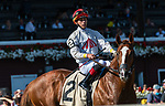 09042021:#2 Classic Causeway ridden by Jose Ortiz wins race 7 on The JOCKEY GOLD CUP day at Saratoga<br /> Robert Simmons/Eclipse Sportswire