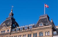 Daenemark, Kaufhaus Magasin du Nord in Kopenhagen