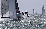 505 SAP Worlds Weymouth 2016 Race 6