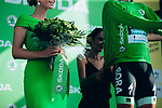 Peter Sagan (SVK) Bora-Hansgrohe retains the points Green Jersey at the end of Stage 16 of the 2019 Tour de France running 177km from Nimes to Nimes, France. 23rd July 2019.<br /> Picture: ASO/Thomas Maheux   Cyclefile<br /> All photos usage must carry mandatory copyright credit (© Cyclefile   ASO/Thomas Maheux)