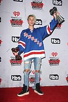 iHeart Radio Music Awards 2016 - Press Room