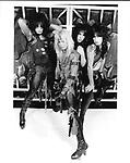 Motley Crue 1983<br /> © Chris Walter