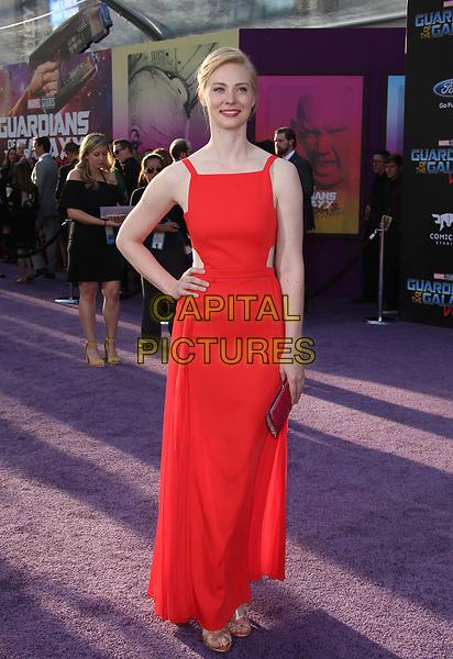 """HOLLYWOOD, CA - April 19: Deborah Ann Woll, At Premiere Of Disney And Marvel's """"Guardians Of The Galaxy Vol. 2"""" At The Dolby Theatre  In California on April 19, 2017. <br /> CAP/MPI/FS<br /> ©FS/MPI/Capital Pictures"""