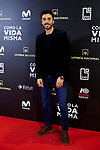 Ruben Sanz attends to 'Como la Vida Misma' film premiere during the 'Madrid Premiere Week' at Callao City Lights cinema in Madrid, Spain. November 12, 2018. (ALTERPHOTOS/A. Perez Meca)