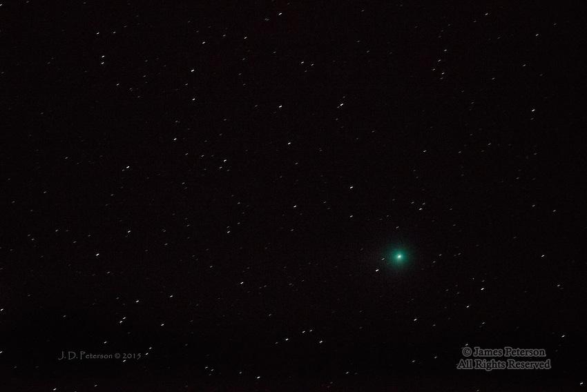 Comet Lovejoy 2014