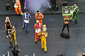 #18: Kyle Busch, Joe Gibbs Racing, Toyota Camry M&M's M&M's Red Nose Day