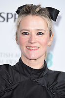 Edith Bowman<br /> arriving for the 2019 BAFTA Film Awards Nominees Party at Kensington Palace, London<br /> <br /> ©Ash Knotek  D3477  09/02/2019