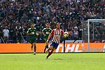 Atletico de Madrid's Saul Niguez during La Liga match. September 15, 2018. (ALTERPHOTOS/A. Perez Meca)