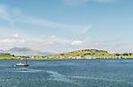 UK, Scotland, Oban Harbor