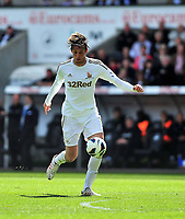Pictured: Michu.<br /> Saturday 04 May 2013<br /> Re: Barclay's Premier League, Swansea City FC v Manchester City at the Liberty Stadium, south Wales.