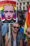10/08/2013 Anti-Putin demo Westminster