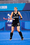 Steph Dickins. Women's Pool B match between New Zealand and Japan, Oi Hockey Stadium, Tokyo, Japan, Monday 26 July 2021. <br /> Photo: AlishaLovrich/HockeyNZ/www.bwmedia.co.nz