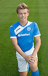 St Johnstone Academy Under 17's…2016-17<br />Nathan Brown<br />Picture by Graeme Hart.<br />Copyright Perthshire Picture Agency<br />Tel: 01738 623350  Mobile: 07990 594431
