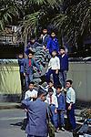 Kids Posing For Photo