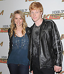 Bridgit Mendler and Adam Hicks walks the red carpet at The KIIS FM Wango Tango 2011 held at The Staples Center in Los Angeles, California on May 14,2011                                                                   Copyright 2011  DVS / RockinExposures