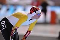 SPEEDSKATING: ERFURT: 18-01-2018, SportNavigator, Bart Swings (BEL), photo: Martin de Jong