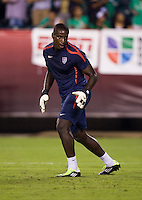 Bill Hamid. The USMNT tied Mexico, 1-1, during their game at Lincoln Financial Field in Philadelphia, PA.