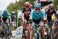 Yevgeniy Gidich (KAZ/Astana)<br /> <br /> 104th Ronde van Vlaanderen 2020 (1.UWT)<br /> 1 day race from Antwerpen to Oudenaarde (BEL/243km) <br /> <br /> ©kramon