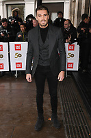 Josh Cuthbertson<br /> arriving for the TRIC Awards 2019 at the Grosvenor House Hotel, London<br /> <br /> ©Ash Knotek  D3487  08/03/2019