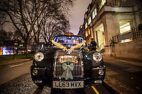 """14.12.2015 - """"Christmas Cabbie 2015 - Support Black Taxis"""""""