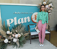 """BEVERLY HILLS, CA - MAY 26: Director Natalie Morales attends a special event for the Hulu original film """"Plan B"""" at L'Ermitage Beverly Hills on May 26, 2021 in Beverly Hills, California. (Photo by Frank Micelotta/HULU/PictureGroup)"""