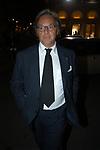 DIEGO DELLA VALLE<br /> INAUGURAZIONE PALAZZO FENDI ROMA 2005