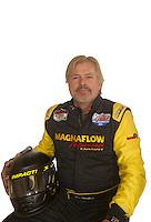 Mar. 18, 2011; Chandler, AZ, USA;  LOORRS driver Jerry Daugherty poses for a portrait at Firebird International Raceway. Mandatory Credit: Mark J. Rebilas