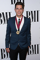 BEVERLY HILLS, CA, USA - MAY 13: Andy Grammer at the 62nd Annual BMI Pop Awards held at the Regent Beverly Wilshire Hotel on May 13, 2014 in Beverly Hills, California, United States. (Photo by Xavier Collin/Celebrity Monitor)