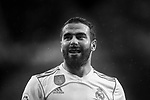 Daniel Carvajal Ramos of Real Madrid looks on during the La Liga 2017-18 match between Real Madrid and Villarreal CF at Santiago Bernabeu Stadium on January 13 2018 in Madrid, Spain. Photo by Diego Gonzalez / Power Sport Images