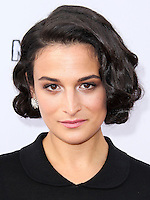 HOLLYWOOD, LOS ANGELES, CA, USA - JULY 14: Actress Jenny Slate arrives at the Los Angeles Premiere Of FX's 'You're The Worst' And 'Married' held at Paramount Studios on July 14, 2014 in Hollywood, Los Angeles, California, United States. (Photo by Xavier Collin/Celebrity Monitor)