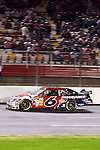 Oct 11, 2008; 8:29:32 PM;  Concord, NC, USA; Nascar Sprint Cup Series for the Bank of America 500  at Lowe's Motor Speedway. Mandatory Credit: Joey Millard