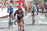 3rd September 2021; Tapia to Monforde de Lemos, Asturias, Spain; stage 19 of Vuelta a Espanya cycling tour;  Lotto - Soudal Cras, Steff Monforte De Lemos