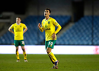 2nd February 2021; The Den, Bermondsey, London, England; English Championship Football, Millwall Football Club versus Norwich City; Dimitris Giannoulis of Norwich City