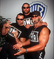 Hulk Hogan Razer Ramon Diesel, 1997, Photo By John Barrett/PHOTOlink