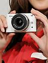 """New Digital Camera """"Nikon 1 J1"""""""