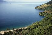 Rio de Janeiro State, Brazil. Ilha Grande on the Costa Verde.