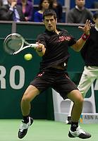13-2-10, Rotterdam, Tennis, ABNAMROWTT,Novak Djokovic