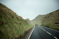 roadtripping in Northern Ireland along the northern coast roads