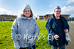 Enjoying a stroll in the Tralee Bay Wetlands on Sunday, l to r: Karen Donovan and Brenda Griffin.