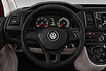 Car pictures of steering wheel view of a 2016 Volkswagen Transporter - 5 Door Passenger Van Steering Wheel