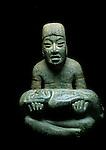 Olmec; Las Limas Figurine; Jalapa Museum; Xalapa Museum; Mexico