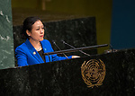 GA 72<br /> High-level meeting of the General Assembly on the appraisal of the United Nations Global Plan of Action to Combat Trafficking in Persons<br /> 25th plenary meeting<br /> <br /> VIET NAM