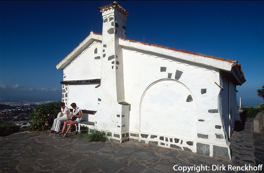 Spanien, Kanarische Inseln, Gran Canaria, auf dem  Pico de Bandama