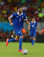 Georgios Samaras of Greece