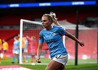 1st November 2020; Wembley Stadium, London, England; Womens FA Cup Final Football, Everton Womens versus Manchester City Womens; Alex Greenwood of Manchester City Women
