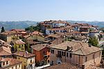Italien, Piemont, Langhe, Diano d'Alba: Dorfansicht | Italy, Piedmont, Langhe, Diano d'Alba: village
