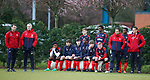 Graeme Murty with the youth team