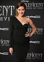 """LOS ANGELES, USA. September 30, 2019: Rhatha Phongam at the world premiere of """"Maleficent: Mistress of Evil"""" at the El Capitan Theatre.<br /> Picture: Jessica Sherman/Featureflash"""